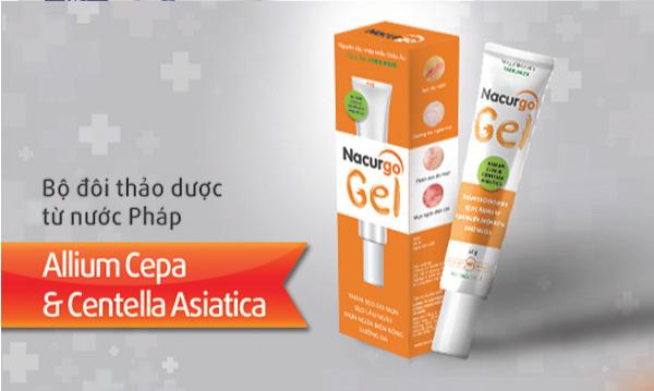Thuốc Nacurgo Gel