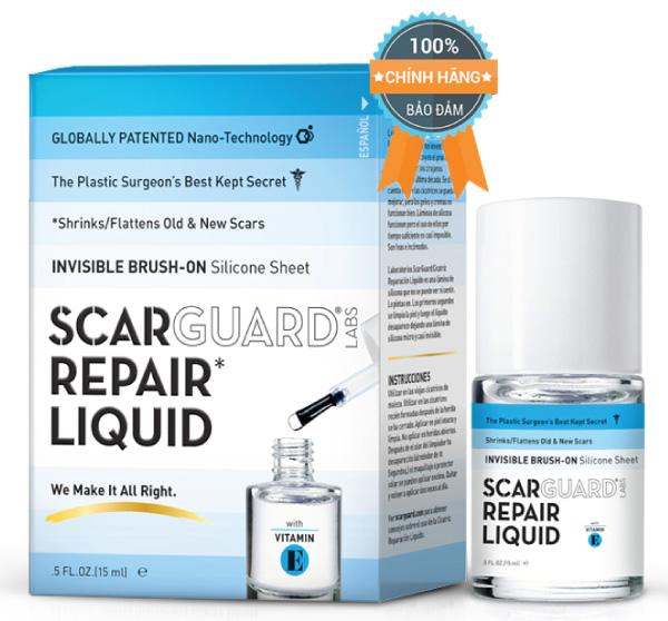thuốc trị sẹo scarguard repaor liquid