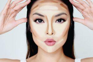 cách làm khuôn mặt v line