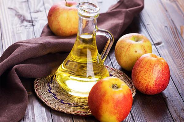 Cách trị nám mặt bằng giấm táo