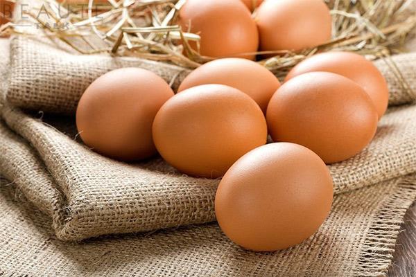 Trứng gàCách làm da mặt căng bóng tại nhà bằng trứng gà