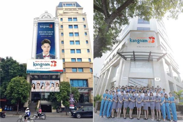 địa chỉ kangnam
