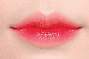 môi trái tim đẹp