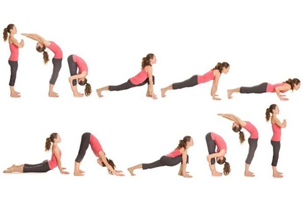 thể dục tan mỡ bụng