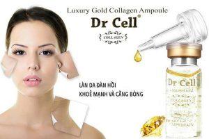 serum giúp da căng bóng Dr cell