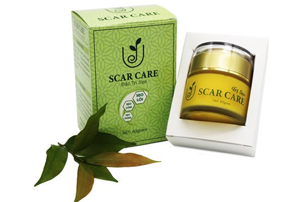 Scar Care trị sẹo