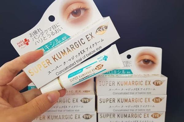 Super Kumargic Eye EX là gì?