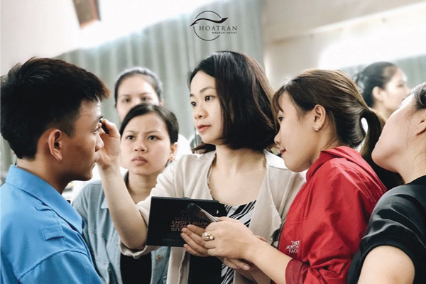 Makeup Artist Trần Quỳnh Hoa