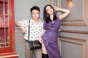 Makeup artist Trần Quốc Huy